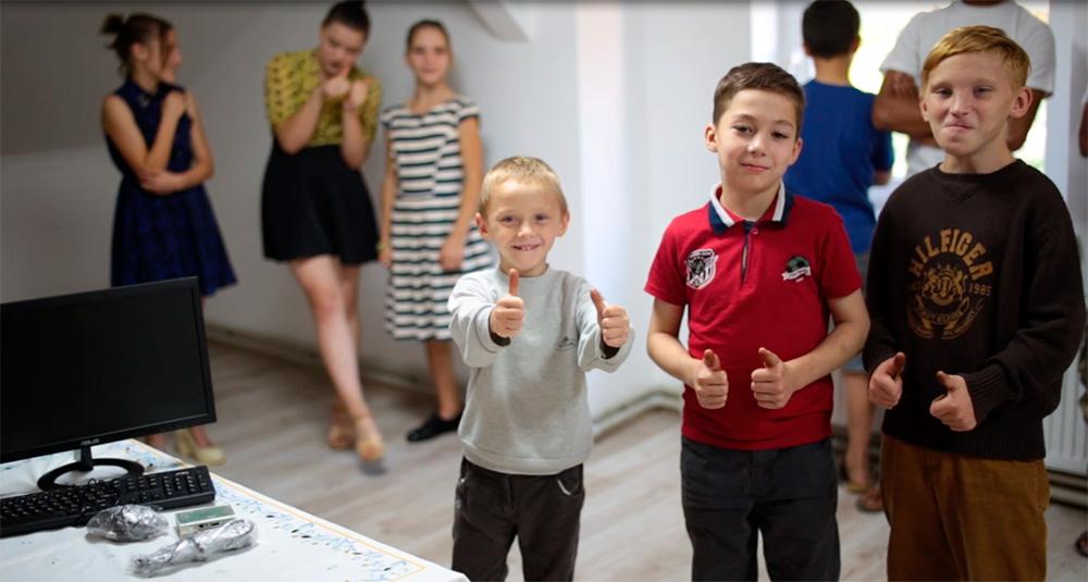 Центр Биржевых Технологий города Черновцы — помощь детям