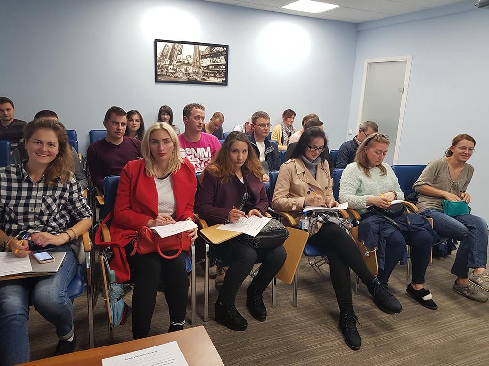До Львова обговорювали питання формування особистого бюджету  - фото 1