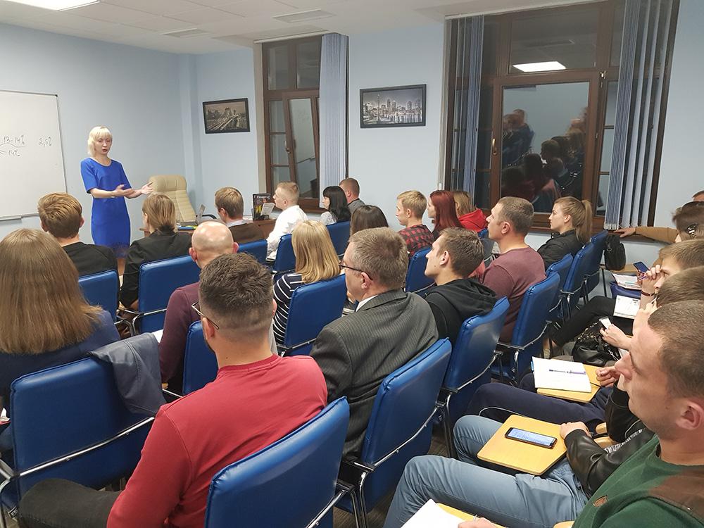 У Львові відбувся семінар з управління власними фінансами  - фото 1