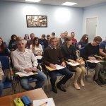 Во Львове состоялся семинар по управлению собственными финансами - 5 фото