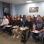 Во Львове состоялся семинар по управлению собственными финансами - 4 фото