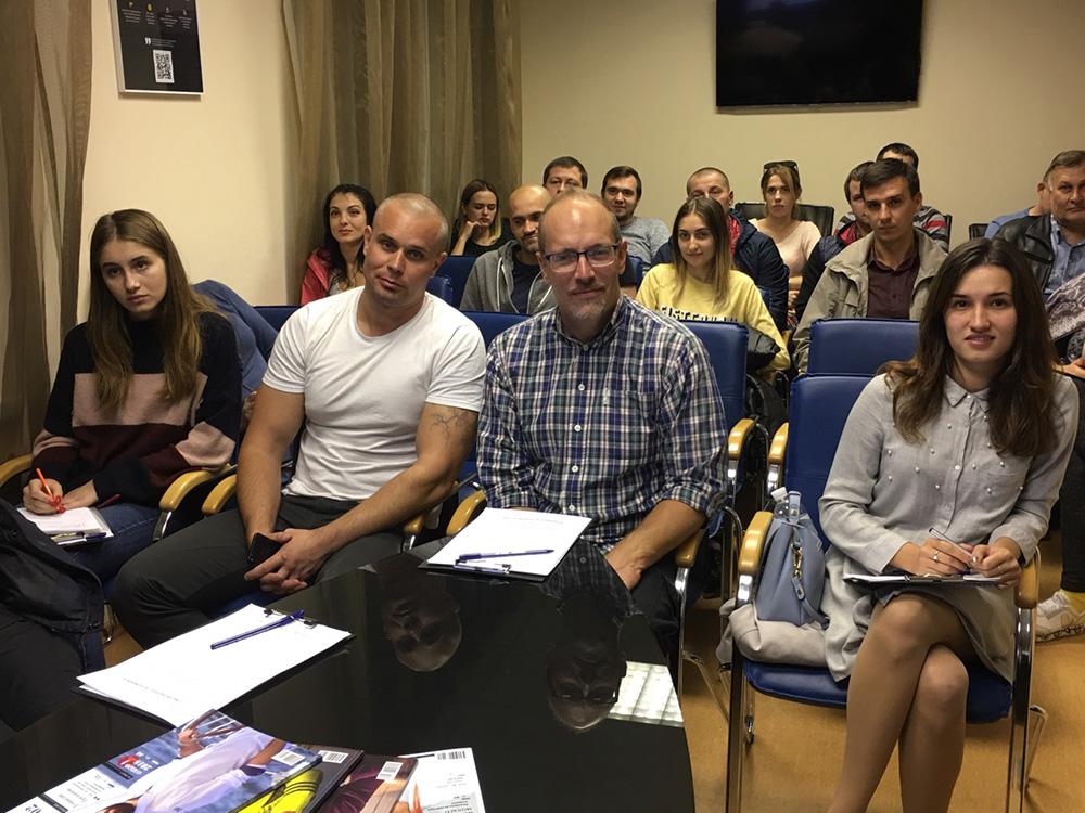 В Днепре прошел семинар по финансовой грамотности и инвестированию  - фото 1