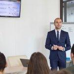 В Центре Биржевых Технологий города Черновцы состоялся семинар для студентов - 2 фото