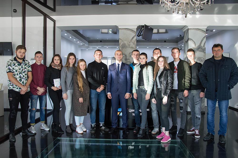 В Центре Биржевых Технологий города Черновцы состоялся семинар для студентов  - фото 1