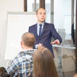 У Чернівцях відбувся бізнес-семінар з управління капіталом - 8 фото