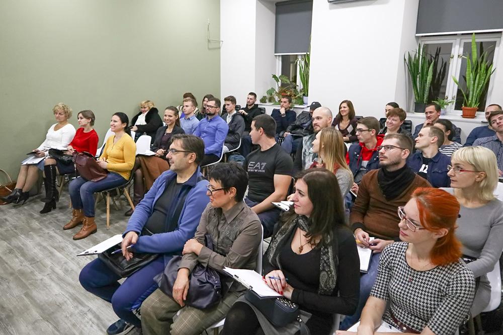 В ЦБТ-Київ  пройшов семінар на тему: «Фінансова грамотність»
