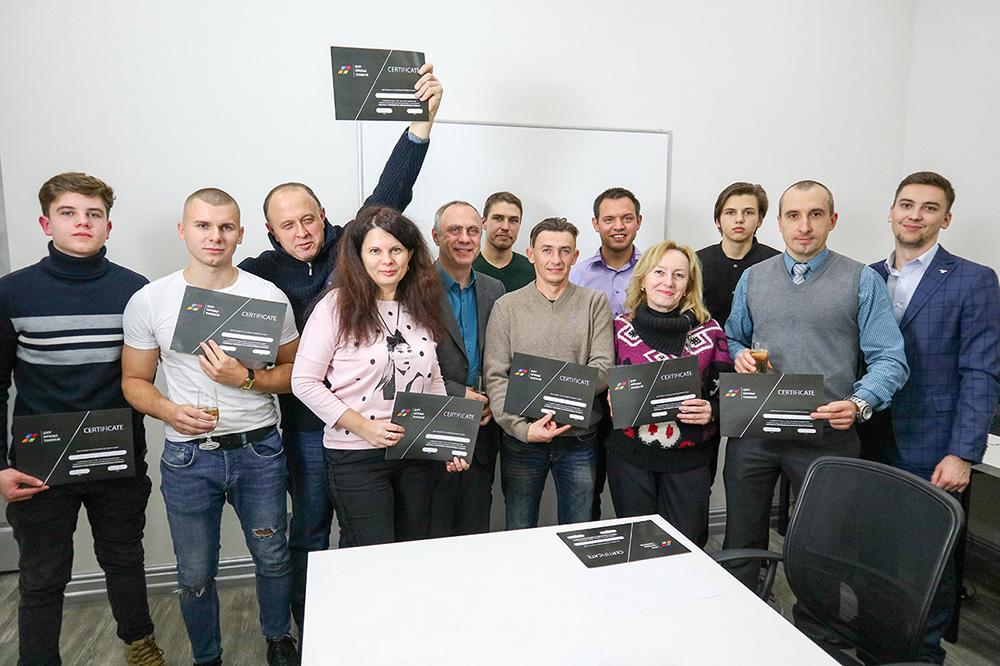 Випускники «ЦБТ Беластіум» (Київ) - фото 1