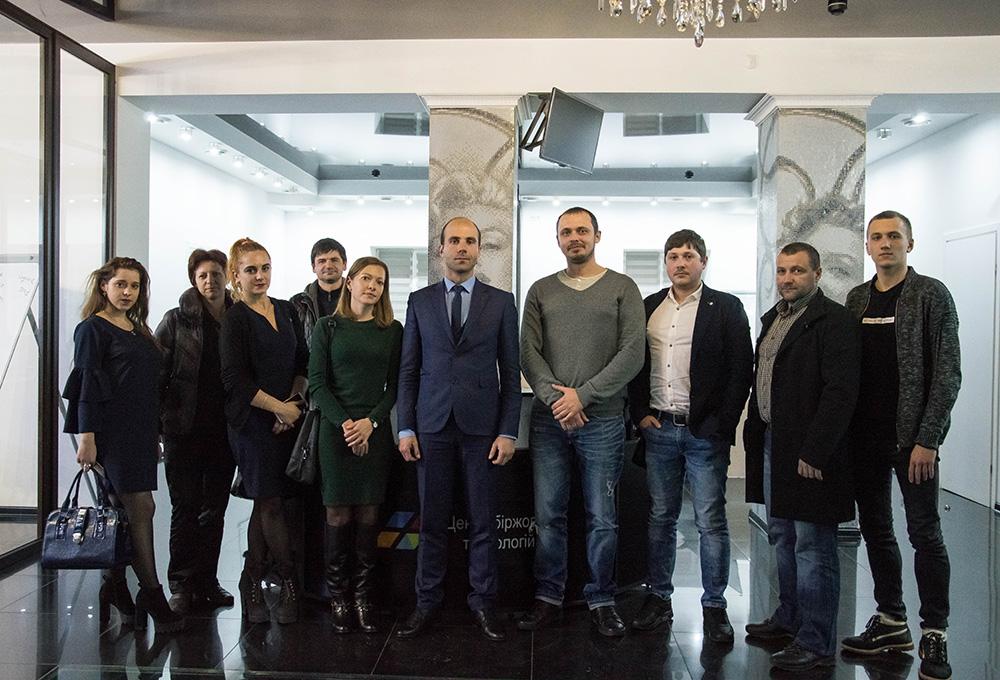 Черновчане узнали секреты ведения бизнеса на финансовых рынках - фото 1