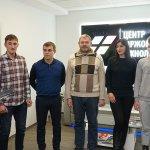 Вручение сертификатов выпускникам ЦБТ Беластиум в Центре Биржевых Технологий (Львов) - 3 фото