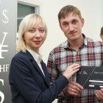 Вручение сертификатов выпускникам ЦБТ Беластиум в Центре Биржевых Технологий (Львов) - 5 фото