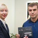 Вручение сертификатов выпускникам ЦБТ Беластиум в Центре Биржевых Технологий (Львов) - 6 фото