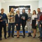 Вручение сертификатов выпускникам ЦБТ Беластиум в Центре Биржевых Технологий (Львов) - 7 фото