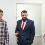 Вручение сертификатов выпускникам ЦБТ Беластиум в Центре Биржевых Технологий (Львов) - 10 фото