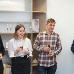 Вручение сертификатов выпускникам ЦБТ Беластиум в Центре Биржевых Технологий (Львов) - 12 фото