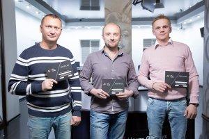 Вручення сертифікатів випускникам Курсу «ЦБТ Беластіум» в Центрі Біржових Технологій (Чернівці) - 7 фото