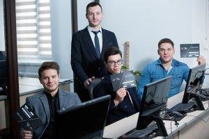 ЦБТ-Чернівці: вручення сертифікатів випускникам курсу «ЦБТ-Беластіум» - 8 фото