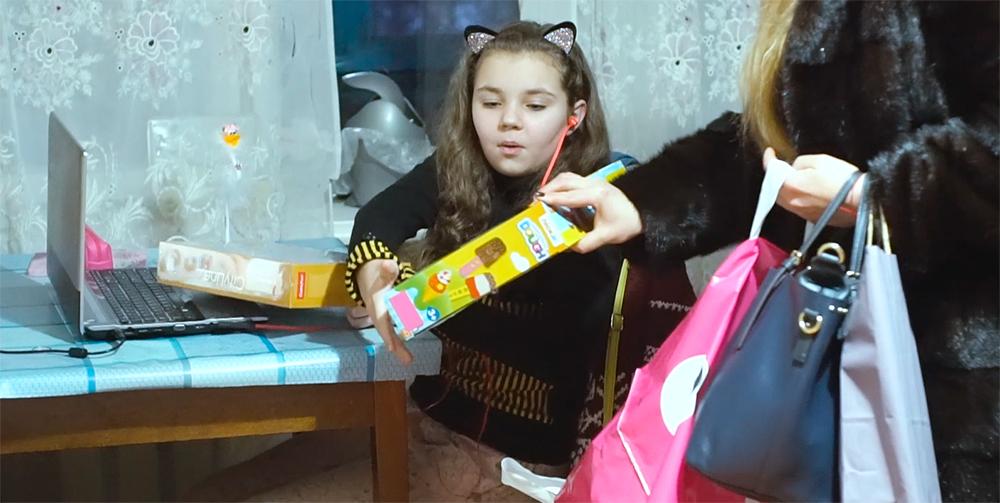 Благотворительный проект ЦБТ-Киев: помощь семье Бутенко