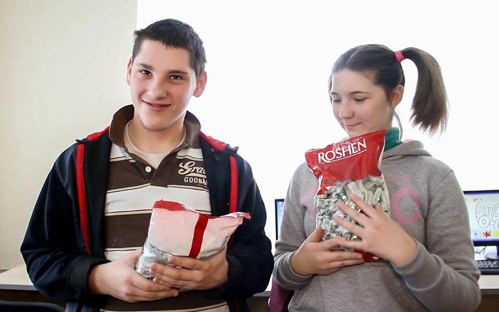 Подарок от ЦБТ-Днепр — компьютерный класс для Днепровского реабилитационного центра - фото 1