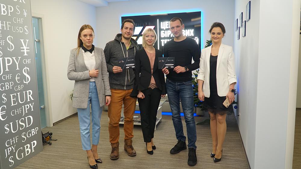 ЦБТ-Львов поздравляет выпускников «ЦБТ Беластиум» с первыми успехами - фото 1