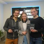 ЦБТ-Львов поздравляет выпускников «ЦБТ Беластиум» с первыми успехами - 8 фото