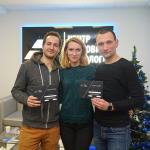 ЦБТ-Львов поздравляет выпускников «ЦБТ Беластиум» с первыми успехами - 9 фото