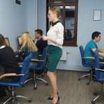 Тест-драйв у ЦБТ-Львів: доступно про основи біржової торгівлі - 7 фото