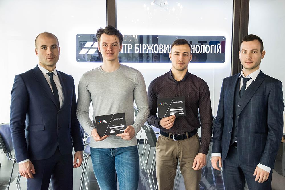 ЦБТ-Черновцы выпустил «свежую партию» трейдеров