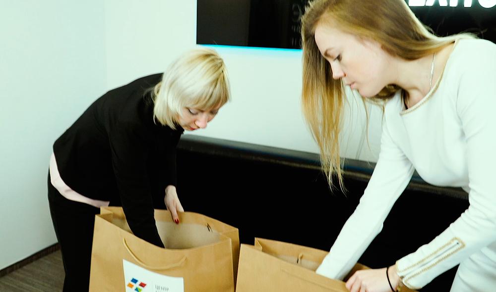 Благотворительный проект от ЦБТ-Львов: каждое доброе дело делает мир лучше
