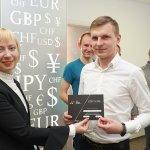 ЦБТ-Львів: новий випуск трейдерів, що закінчили «ЦБТ Беластіум» - 6 фото