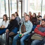 ЦБТ-Чернівці: студенти чернівецького ВУЗу познайомились з основами торгівлі на фінансових ринках та інвестування - 11 фото
