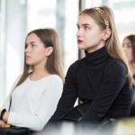 ЦБТ-Чернівці: студенти чернівецького ВУЗу познайомились з основами торгівлі на фінансових ринках та інвестування - 10 фото