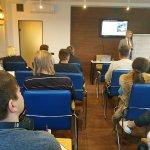 Лекція для «просунутих» в ЦБТ-Дніпро - 6 фото