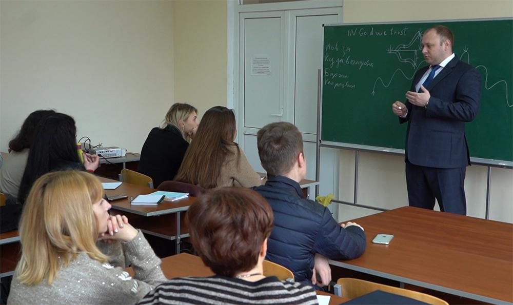 К программе обучения студентов от ЦБТ присоединился ОНУ им. Мечникова - фото 1