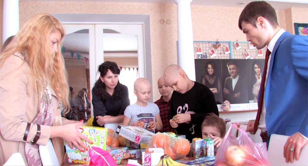 Благотворительность ЦБТ-Киев: центр для онкобольных детей