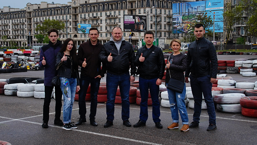 Отрываемся с ЦБТ-Одесса, вы с нами?