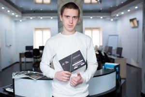В ЦБТ-Чернівці відбулося вручення сертифікатів черговій групі випускників - 9 фото