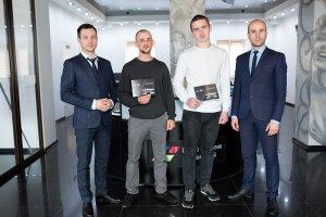 В ЦБТ-Черновцы состоялось вручение сертификатов очередной группе выпускников - 11 фото