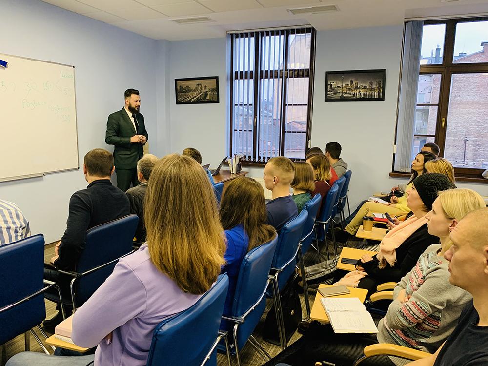 Центр Биржевых Технологий города Львов продолжает проводить открытые семинары по вопросам финансовой грамотности