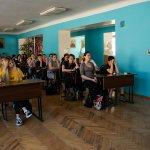 Всеволод Мішурін (ЦБТ-Дніпро) розповів студентам, як досягти успіху - 3 фото