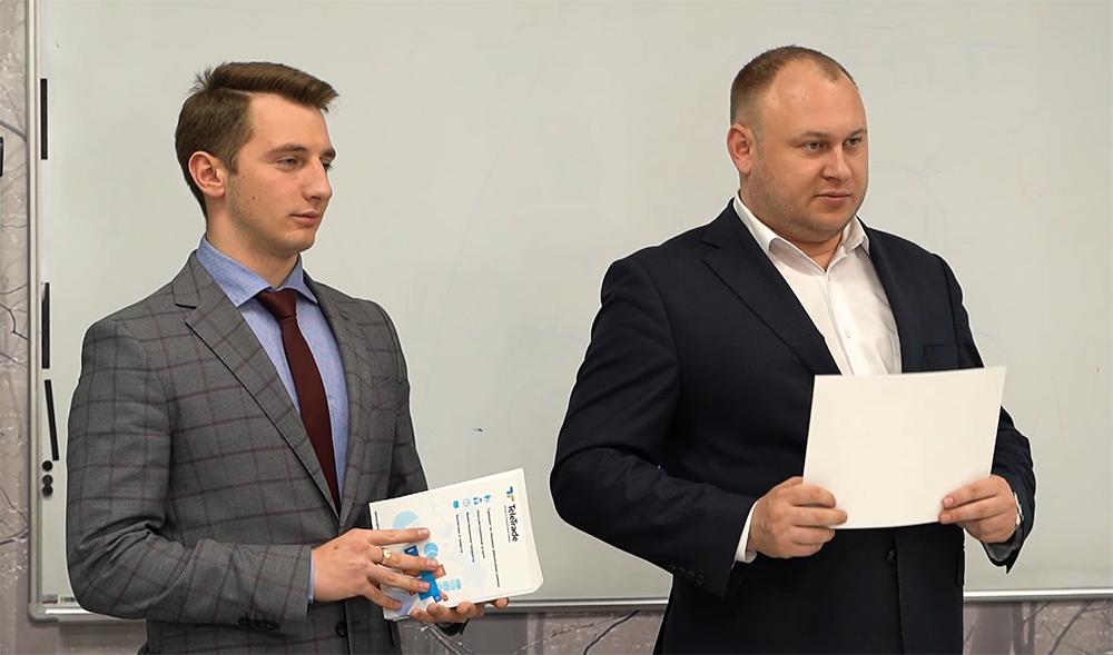 Одеські студенти завершили навчання за курсом ЦБТ Belastium - фото 1