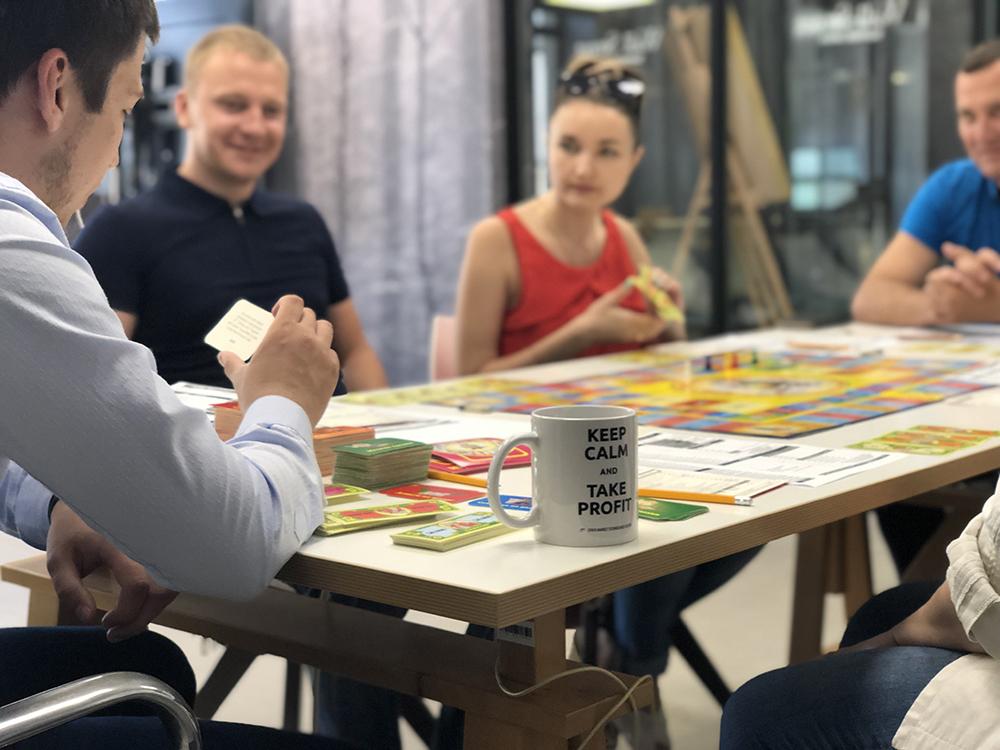 Игра-тренинг «Кэш-флоу» в ЦБТ — внедряем игровые навыки в реальную жизнь! - фото 1