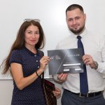 ЦБТ-Київ відкриває двері в світ фінансових ринків — отримали дипломи нові випускники курсу «ЦБТ Беластіум» - 3 фото