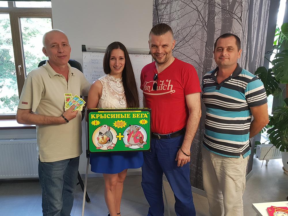 «Кеш-флоу» в ЦБТ-Одеса відкриває шлях в забезпечене майбутнє