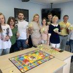 ЦБТ-Львів: гра «Кеш-флоу» — «тренажер», який змінює відношення людей до фінансів - 7 фото