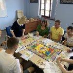 ЦБТ-Львів: гра «Кеш-флоу» — «тренажер», який змінює відношення людей до фінансів - 9 фото