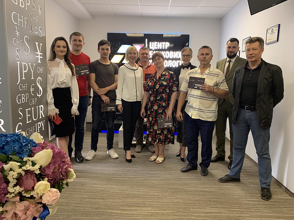 ЦБТ-Львів вітає випускників курсу «ЦБТ Беластіум» - фото 1