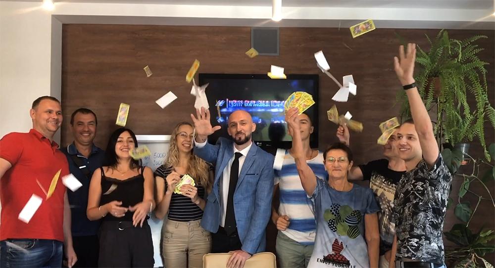 Cash Flow в ЦБТ-Дніпро — гра, яка навчить управляти фінансами