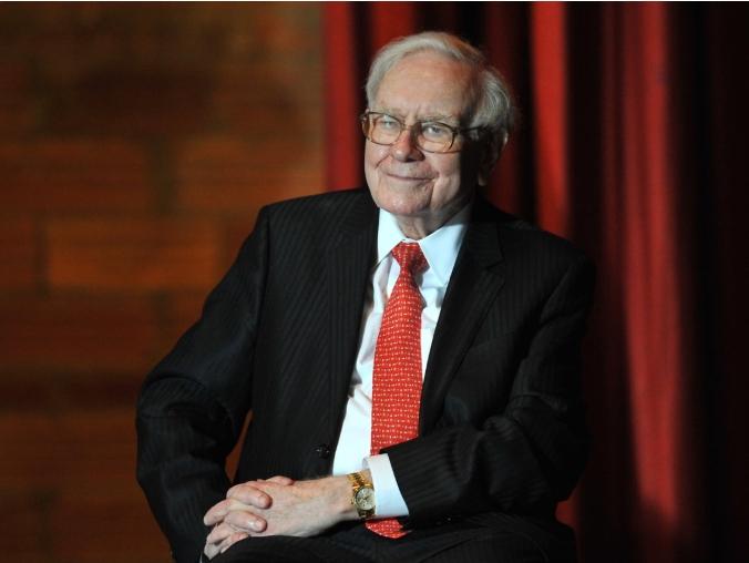 Самый скромный миллиардер планеты — Уоррен Баффет