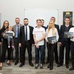 Вручение сертификатов о прохождении курса CBT-Belastium в Киеве - 9 фото