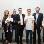 Вручение сертификатов о прохождении курса CBT-Belastium в Киеве - 10 фото